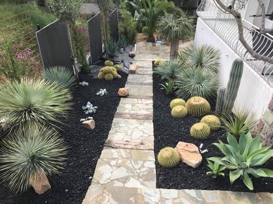 jardin sec Fréjus