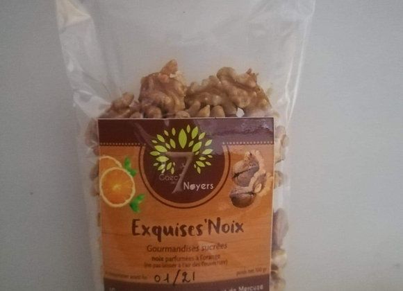 Exquises'noix sachet de 100g