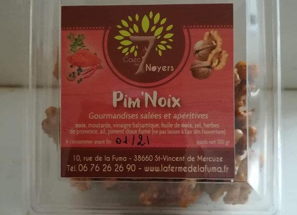 Pim'noix boite de 100g