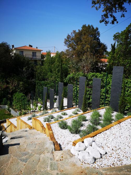 jardin méditeranéen Fréjus