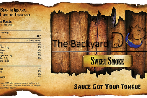Sweet Smoke (1 Gallon)