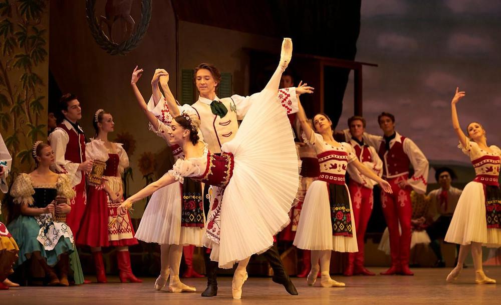 Ballet in Sedona