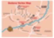 Sedona Vortex Map