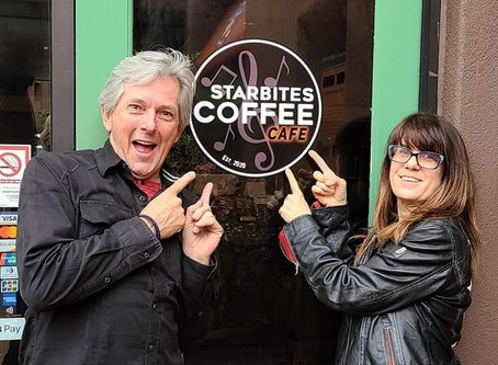A Star Is Born! STARBITES COFFEE CAFÉ Opens - Proudly Serving Starbucks Coffee in uptown Sedona