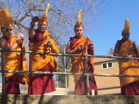 Tibetan Monks Are Coming to Sedona Next Week On Their Sacred Arts of Tibet Tour