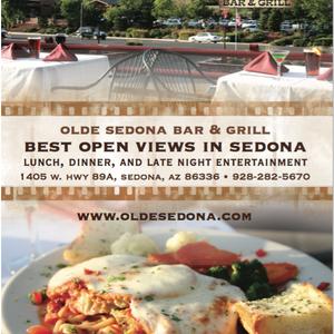 Sedona's best restaurants.