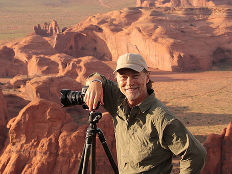 Larry Lindahl: Exploring the Ancient Southwest on March 7 & 11