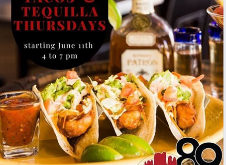 Steakhouse89 Music Gets Back in the Groove With Tacos & Tequila Thursdays