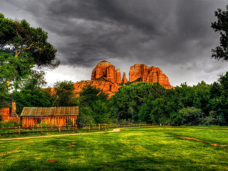 when was sedona founded.jpg