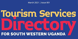 Tourism Services Directory for South Western Uganda