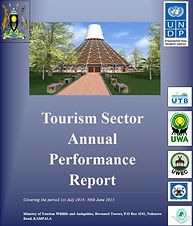 Tourism Sector Annual Performance Report FY 2014-2015