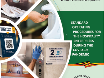 Standard Operating Procedures for The Hospitality Enterprises During The Covid-19 Pandemic