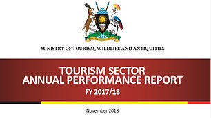 Tourism Sector Annual Performance Report FY 2017-18