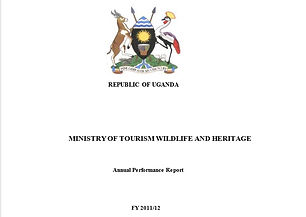 Tourism Sector Annual Performance Report FY 2011-2012
