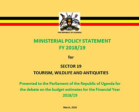 Ministerial Policy Statement FY 2018-19