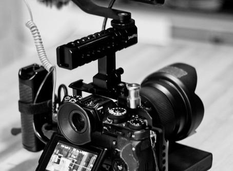 Fujifilm X-T3 als movie camera
