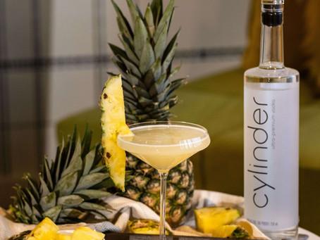 Coconut Lychee Martini