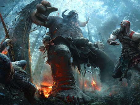 Best Games Of 2018: God Of War