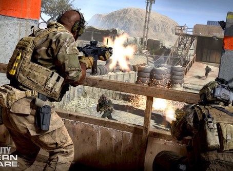 Call Of Duty: Modern Warfare PS4 Alpha Is Live Early For Everyone