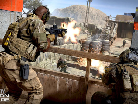 Call Of Duty: Modern Warfare Free PS4 Alpha Happening This Week