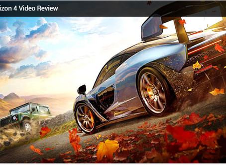 Forza Horizon 4 Is Now Live On Xbox One Game Pass