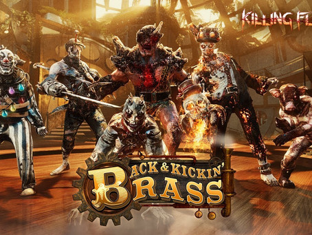 Killing Floor 2 is free this weekend to start the Back and Kickin' Brass Summer Event