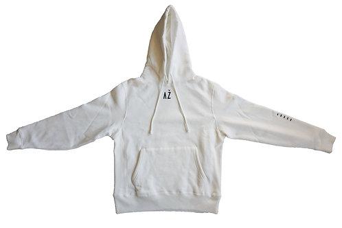 The AŽ Hoodie (White)