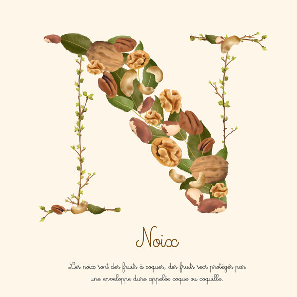 lettre N