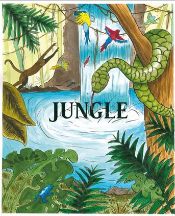 Préface jungle
