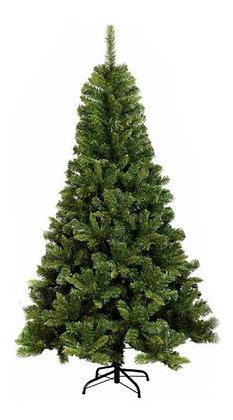 Árvore De Natal 150cm Premium Com Base De Metal + Brinde