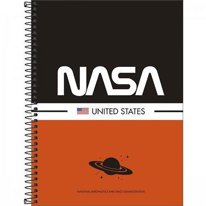 Caderno Univ. NASA 1 Matéria 80 Folhas Tilibra