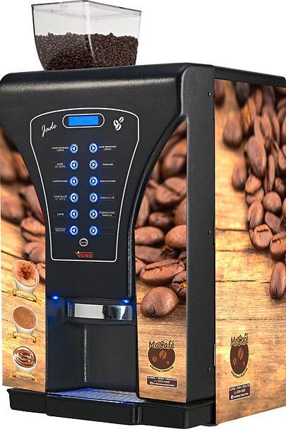 Maquina de Cafe Jade Grao