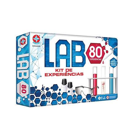 Laboratório 80 Experiências