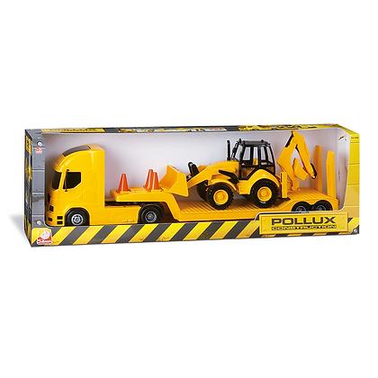 Pollux HL 600 Construction
