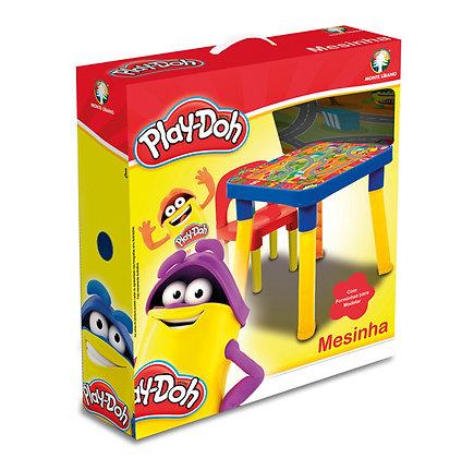 Mesinha Play-Doh com Cadeira E Acessórios