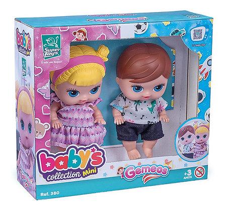 Babys Collection Mini - Gêmeos