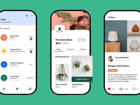 Wix lança o Spaces para oferecer aos seus clientes mais opções em mobilidade