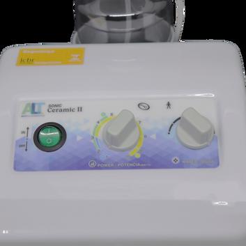 Ultrassom com bomba peristáltica ALT Sonic Ceramic II