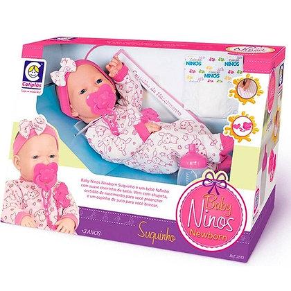 Baby Ninos Newborn Suquinho