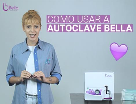 Como usar a Autoclave Bella da ALT