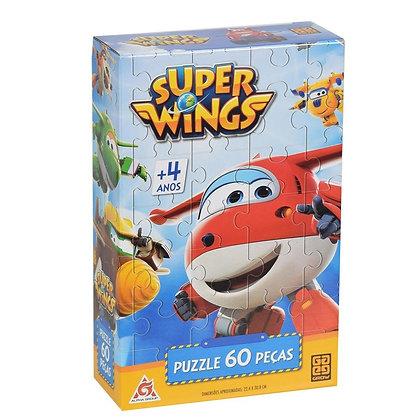 Puzzle 60 peças Super Wings