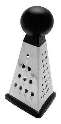 Mini Ralador De Mesa 3 Faces Em Inox