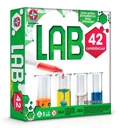 Laboratório 42 Experiências