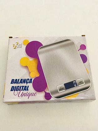 Balança De Cozinha Digital De Alta Precisão - 5kg - Aço Escovado - 5 kg
