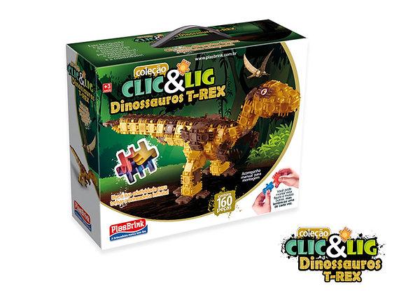 Clic & Lig Dinossauros T-Rex