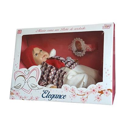 Boneco Elegance Baby Eduard
