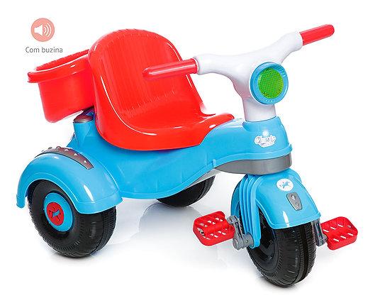 Triciclo Velocita Classic Vermelho