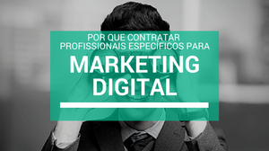 Contratar profissional de marketing digital