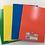 Thumbnail: Caderno Brochura 48 Folhas Jandaia Stiff 4un + Brinde