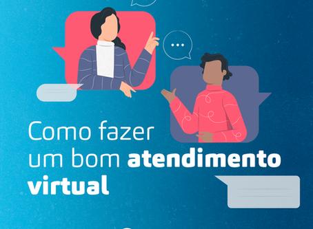 Como fazer um bom atendimento virtual